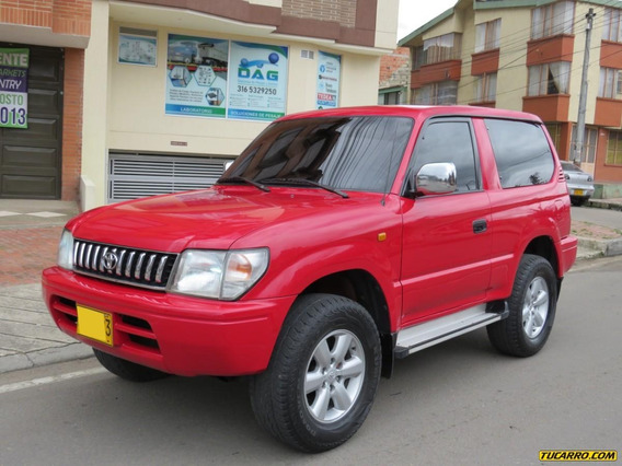 Toyota Prado 3p 2700cc 4x4 Aa