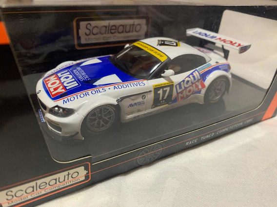 Scalectrix Marca Scaleauto Bmw Z4 Nuevo En Su Caja