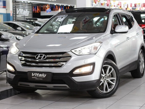 Hyundai Santa Fé Gls 3.3 V6 7 Lugares!!! Teto!!!!