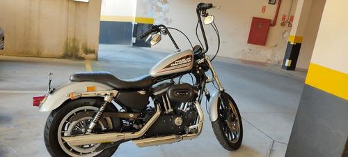 Imagem 1 de 12 de Harley Davidson Sportster Xl 883r Carburada