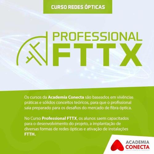 Imagem 1 de 1 de Curso Professional Fttx