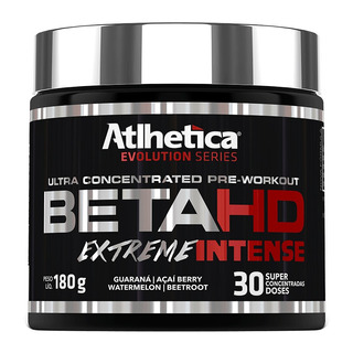 Beta Hd Extreme 180g Guarana,acai,berry,melancia