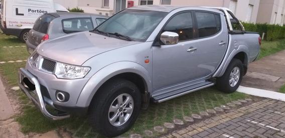 Mitsubishi L200 Triton 3.5 V6 4x4 Aut Completo 2013