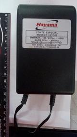 Fonte Especial Modelo Hpi300 30vdc 400 Ma