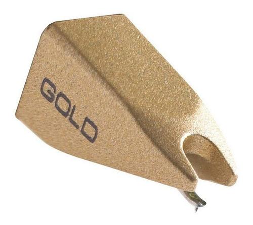 Ortofon Gold Stylus Pua Para Bandejas Giradiscos De Vinylo