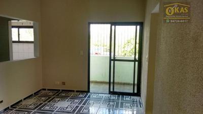 Apartamento Residencial À Venda, Jardim Chácara Méa, Suzano. - Ap0322