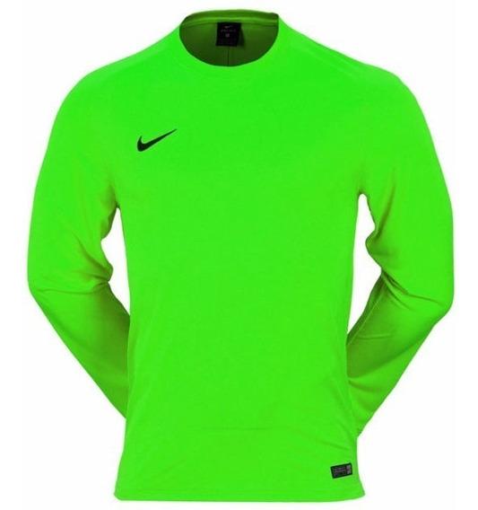 Buzo Nike De Arquero Futbol Profesional Nº2