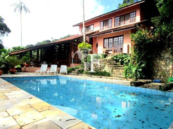 Casa Residencial À Venda, Praia De São Pedro, Guarujá - Ca1013. - Ca1013