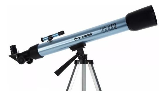 Telescopio Celestron Land And Sky 500011 600x50