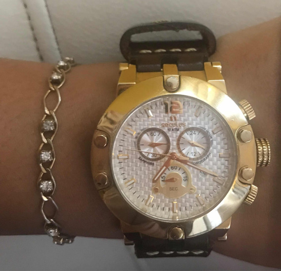 Relógio Seculus Original Lindo