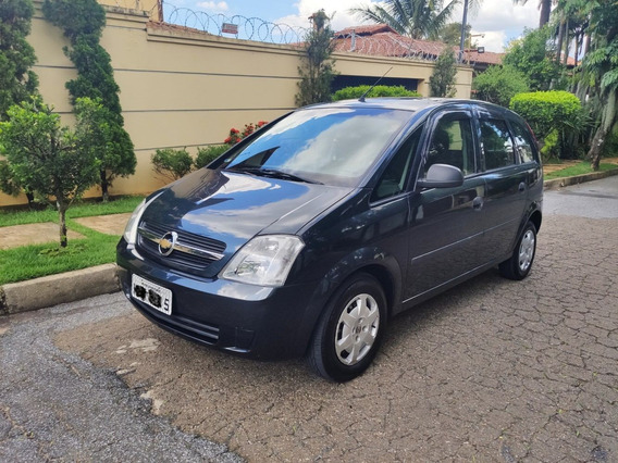 Chevrolet Meriva Joy, 1.8 Mpfi 8v Flexpower