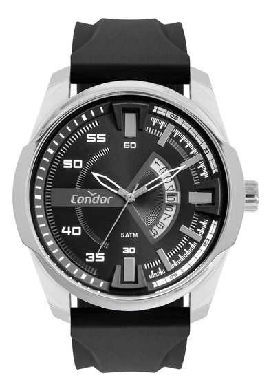 Relógio Condor Masculino Prata Co2115kwx/k2p