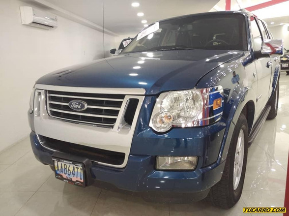 Ford Explorer Blindada 4x4 Limited