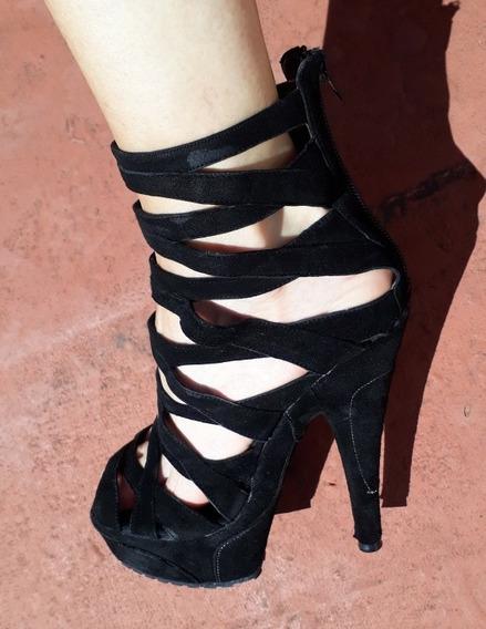 Zapatos Stiletto Y Plataforma
