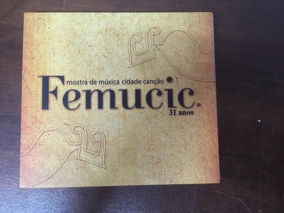 Cd - Femucic - 31 Anos