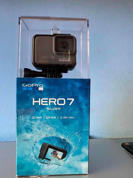 Gopro Hero 7 Silver + Boia