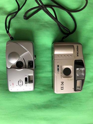 Lote 2 Câmeras Antigas