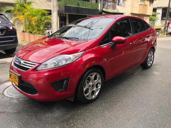Ford Fiesta Se Mt 2012