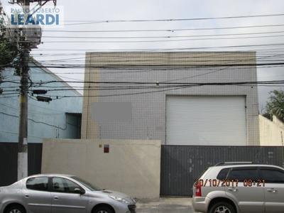 Galpão Vila Anastácio - São Paulo - Ref: 530702