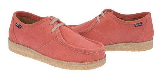 Sapato Em Solado Crepe Retrô Cacareco Anos 80 E 90