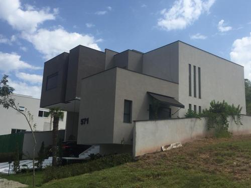 Casa Com 4 Dormitórios, 370 M² - Venda Por R$ 2.970.000,00 Ou Aluguel Por R$ 14.000,00/mês - Condomínio Residencial Alphaville Ii - São José Dos Campos/sp - Ca1762