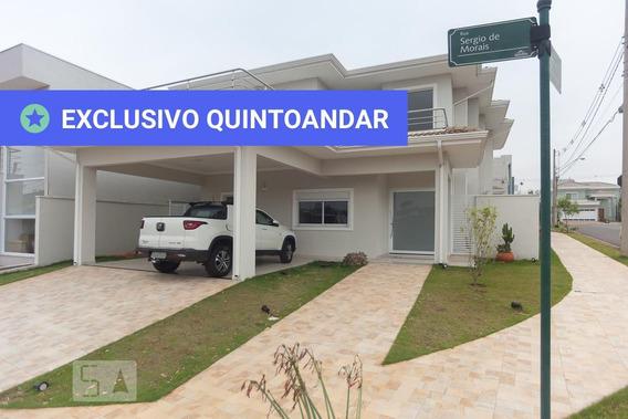 Casa Em Condomínio Com 4 Dormitórios E 4 Garagens - Id: 892972886 - 272886