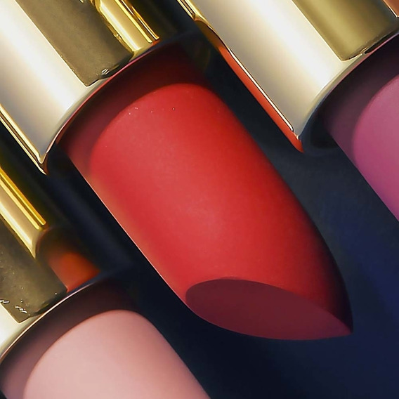 Labial Makeup Revolution Satin Matte Lipstick Stiletto