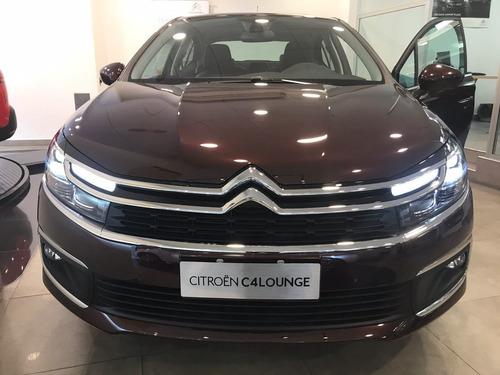 Plan Nacional Citroen C4 Lounge 0km - Darc Autos