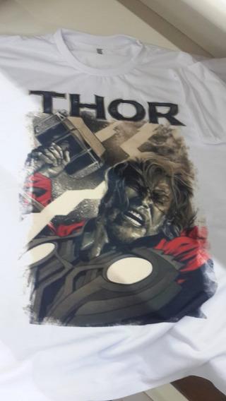 Camiseta -thor - Tamanho M