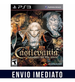 Castlevania Symphony Of The Night Sotn Ps3 Psn Envio Agora