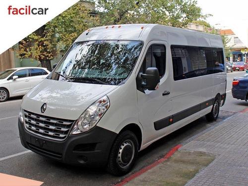Renault Master Minibus Año 2021 0km