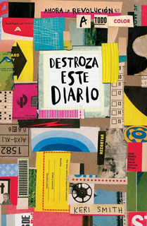 Destroza Este Diario A Todo Color Smith Keri Ed. Paidós