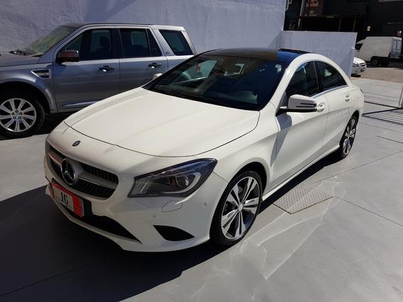 Mercedes-benz Cla-200 Vision 1.6 Tb 16v Flex Aut. 2016