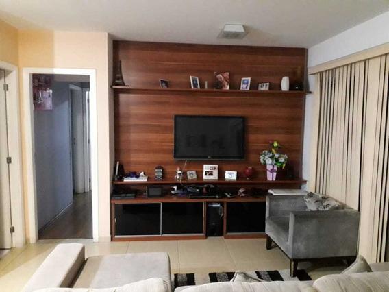 Apartamento Na Mooca - 126m² - 3 Suites - 2 Vagas - 6º And