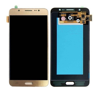 Tela Touch Display Lcd Samsung Galaxy J7 Metal Dourado