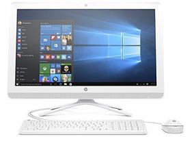 Hp 24-g010 23.8-inch All-in-one Desktop Da Amd (a8-7410, 4gb