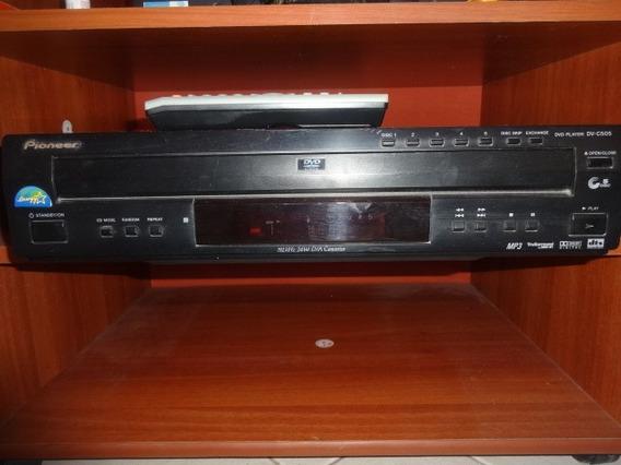Dvd Pioneer Dv C505