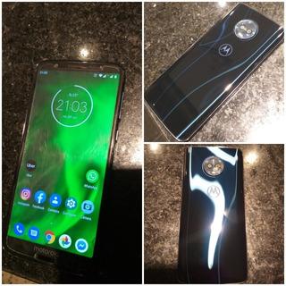 Celular Motorola G6 32gb Azul