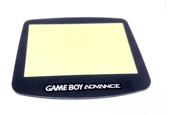 Mica De Vidrio Glass Para Pantalla Game Boy Advance Gba