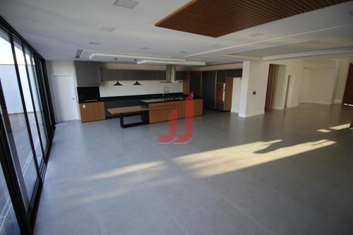 Imagem 1 de 9 de Casa À Venda, 5 Quartos, 5 Suítes, 2 Vagas, Alphaville Nova Esplanada - Votorantim/sp - 6830