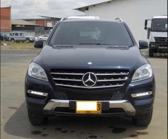 Mercedes-benz Clase Ml 250 2013