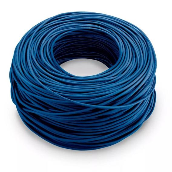 Cabo Azul Para Segurança Eletrônica 305m - Se133