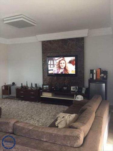 Apartamento Em Santos Bairro Boqueirão - V6231