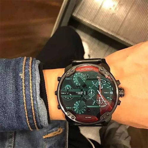 ef76fe36cd38 Reloj Diesel Dz7314 Relojes Masculinos - Joyas y Relojes en Mercado ...