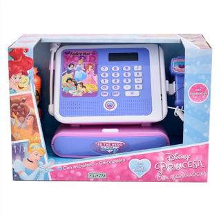 Set Caja Registradora Disney Princesas Luz Y Sonido Cuotas