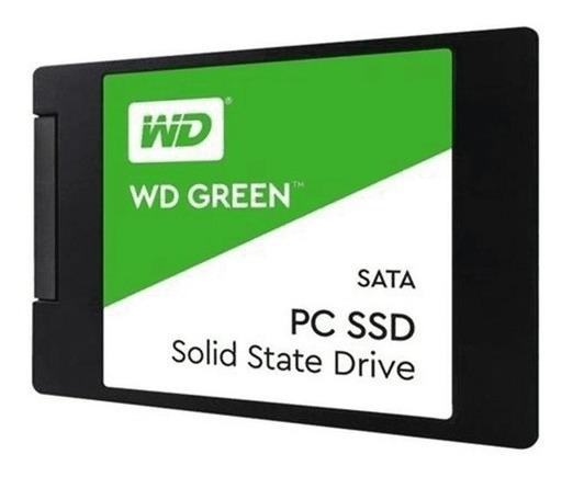 Ssd Wd Green 240gb 2.5 Sata