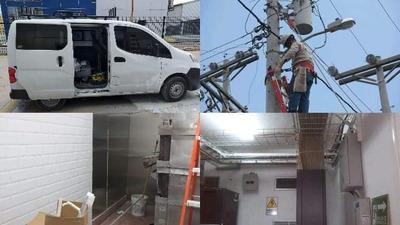 Electricista De Casa 24 Horas