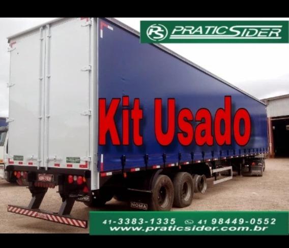 Carreta - Kit Sider - Usado -- Promoção Só R$ 26.900,00