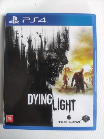 Dying Light Ps4 Midia Física Semi Novo Original