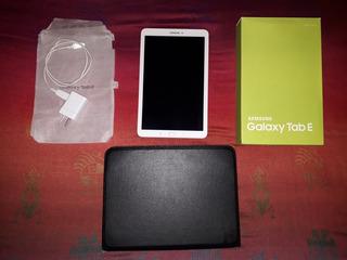Tablet Samsung Galaxy Tab E 9,6 White 8 Gb